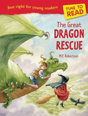 The Great Dragon Rescue - Marissa's Books