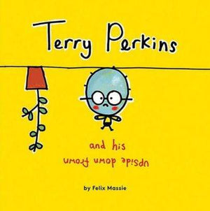 Terry Perkins and his Upside Down Frown - Marissa's Books