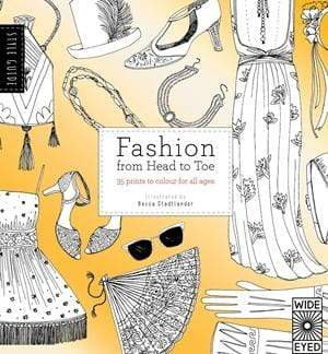Marissa's Books & Gifts, LLC 9781847808301 Style Guide: Fashion From Head to Toe