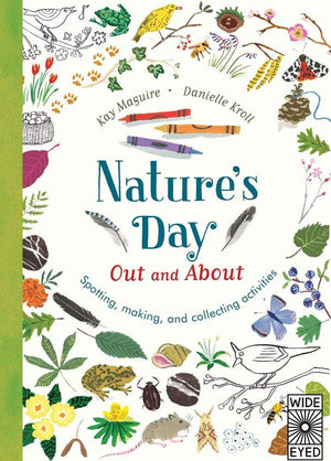 Marissa's Books & Gifts, LLC 9781847808363 Nature's Day: Out and About