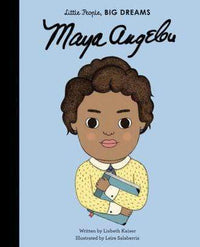 Marissa's Books & Gifts 9781847808899 Maya Angelou