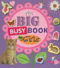Marissa's Books & Gifts 9781848790469 The Big Busy Book for Girls