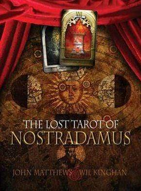 Marissa's Books & Gifts, LLC 9781859063507 The Lost Tarot of Nostradamus