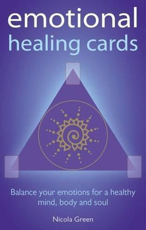 Marissa's Books & Gifts, LLC 9781859063958 Emotional Healing Cards: Balance Your Emotions For A Healthy Mind, Body And Soul
