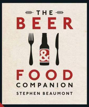 Marissa's Books & Gifts 9781909342996 The Beer and Food Companion