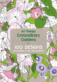 Marissa's Books & Gifts, LLC 9781910254066 Art Therapy: Extraordinary Gardens