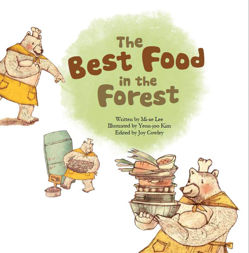 Marissa's Books & Gifts, LLC 9781925186772 The Best Food In The Forest: Picture Graphs (math Storybooks)