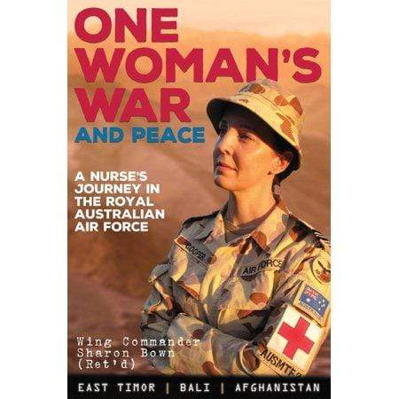 One Woman's War and Peace - Marissa's Books