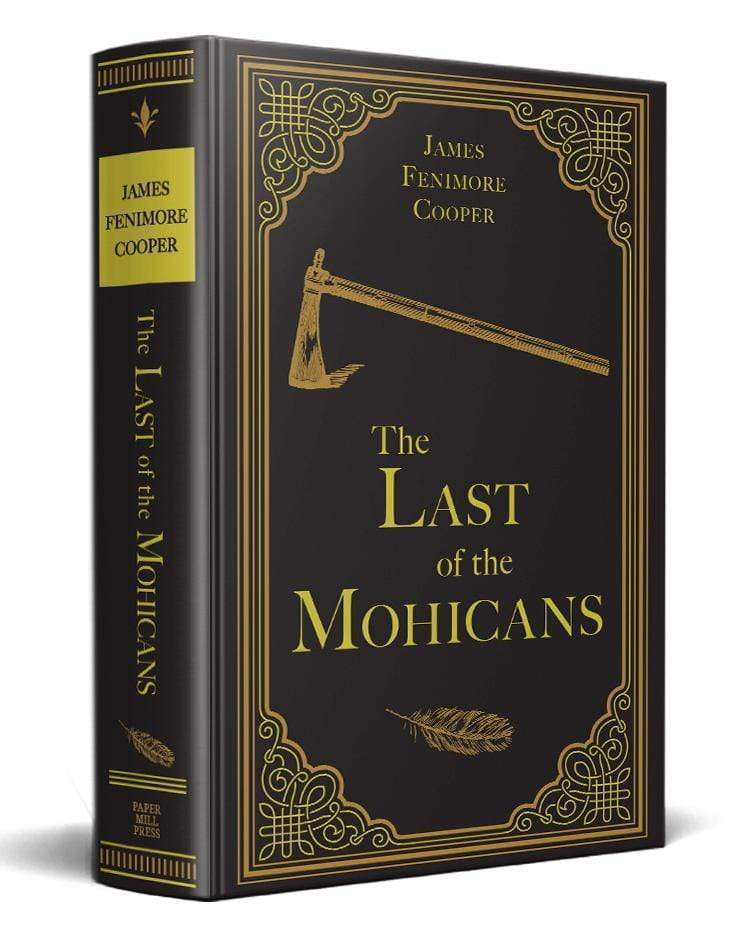 Marissa's Books & Gifts, LLC 9781926444178 The Last Of The Mohicans (Paper Mill Classics)