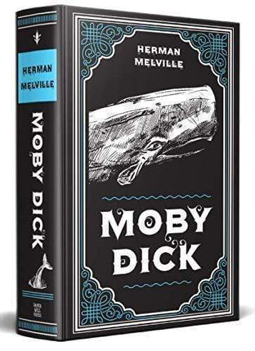 Marissa's Books & Gifts, LLC 9781926444307 Moby Dick (Paper Mill Classics)