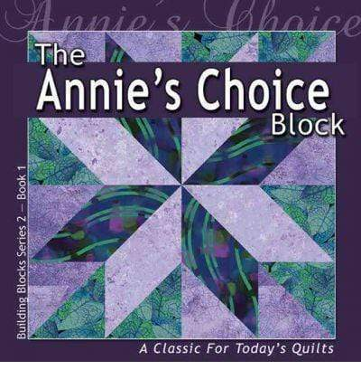 Marissa's Books & Gifts 9781936708130 The Annie's Choice Block