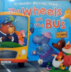 Marissa's Books & Gifts 9781941390016 The Wheels On The Bus