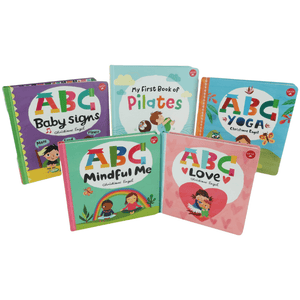 ABC for Me First Library - Marissa's Books