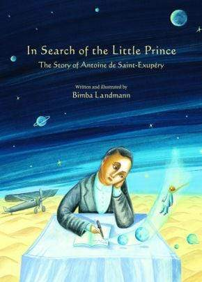 In Search Of The Little Prince - Marissa's Books
