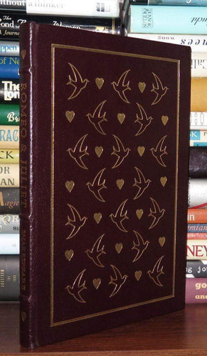 Marissa's Books & Gifts Romeo & Juliet - Easton Press Leather Bound Edition