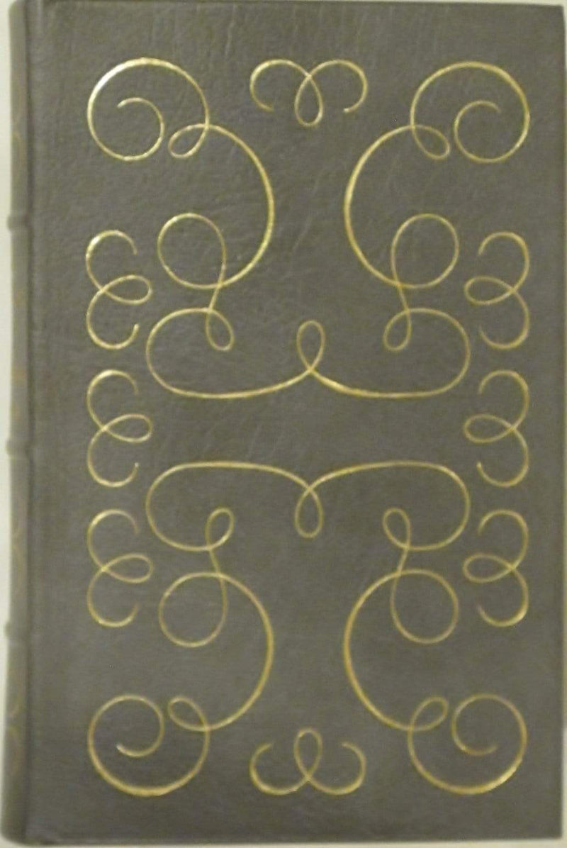 Marissa's Books & Gifts The Confessions of Jean-Jacques Rousseau - Easton Press Leather Bound Edition