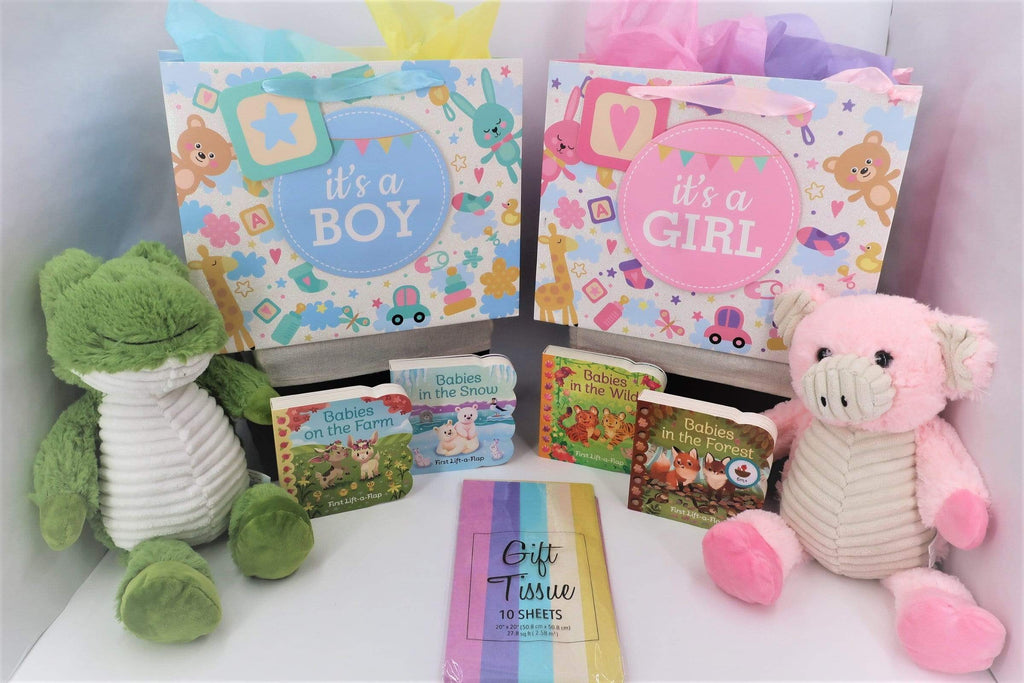 Marissa's Books & Gifts, LLC Ultimate Baby Gift Bags