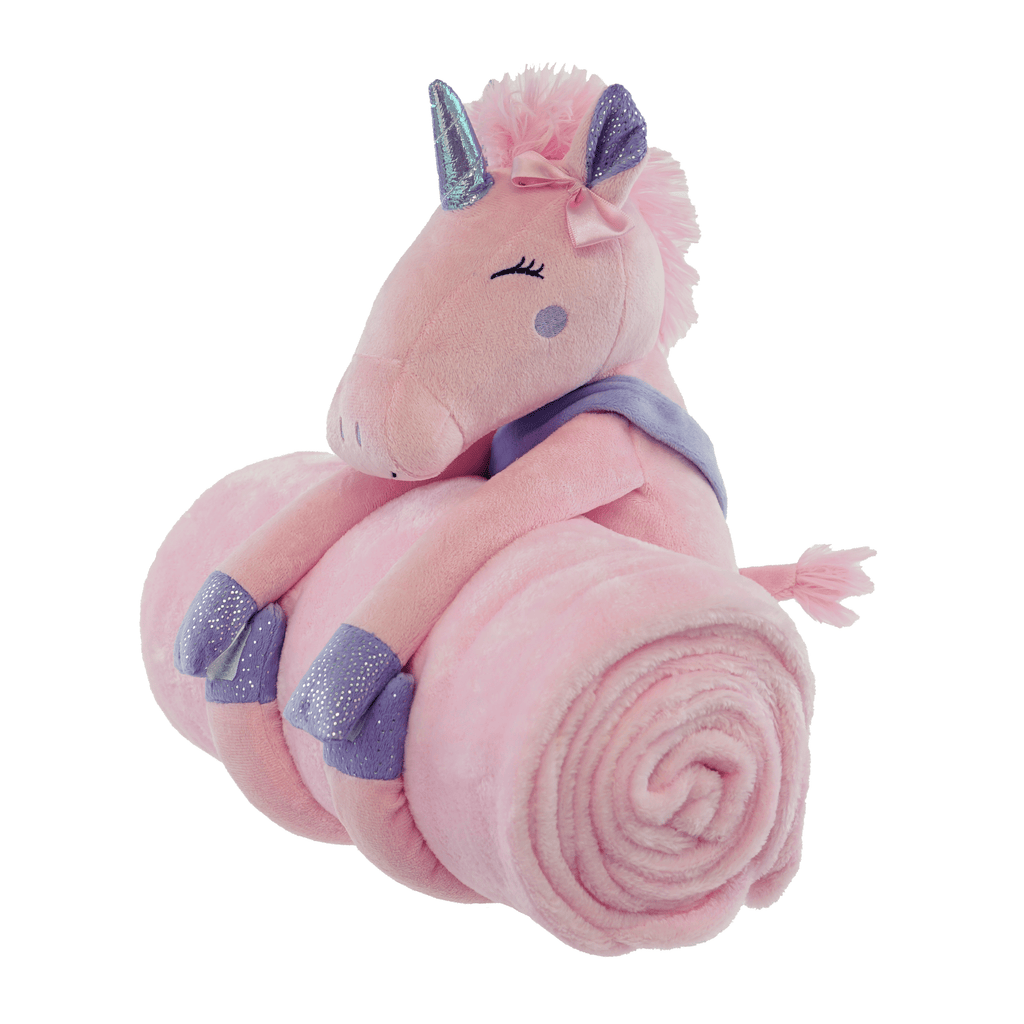 Marissa's Books & Gifts, LLC Unicorn's Song Plush & Book Gift Set