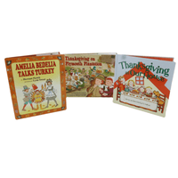 Young Readers Thanksgiving Set - Marissa's Books