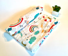 Load image into Gallery viewer, Sweet Dreams | Muslin Swaddle Blanket