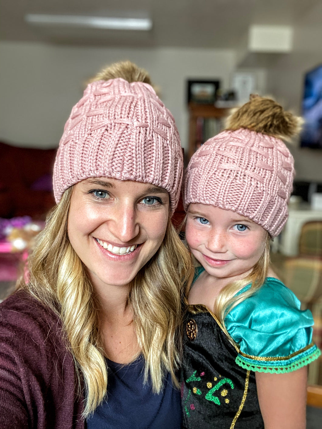 Mommy & Me Beanies