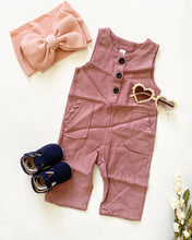Load image into Gallery viewer, Jenna | Soft Rose Jumpsuit