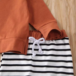 Brody | Striped Matching Set