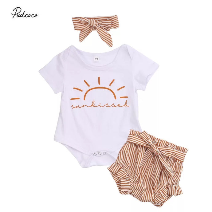 Sunkissed Matching Set