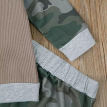 Load image into Gallery viewer, Mason | Ribbed Camo Set