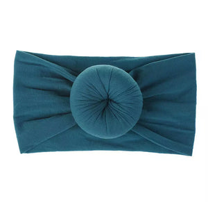 Poppy | Nylon Knot Headband
