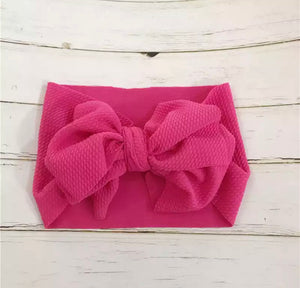 Kennedy | Oversized Bow Headband
