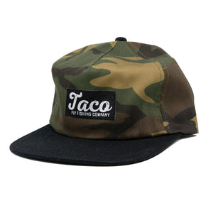 Camo Unstructured 5 panel