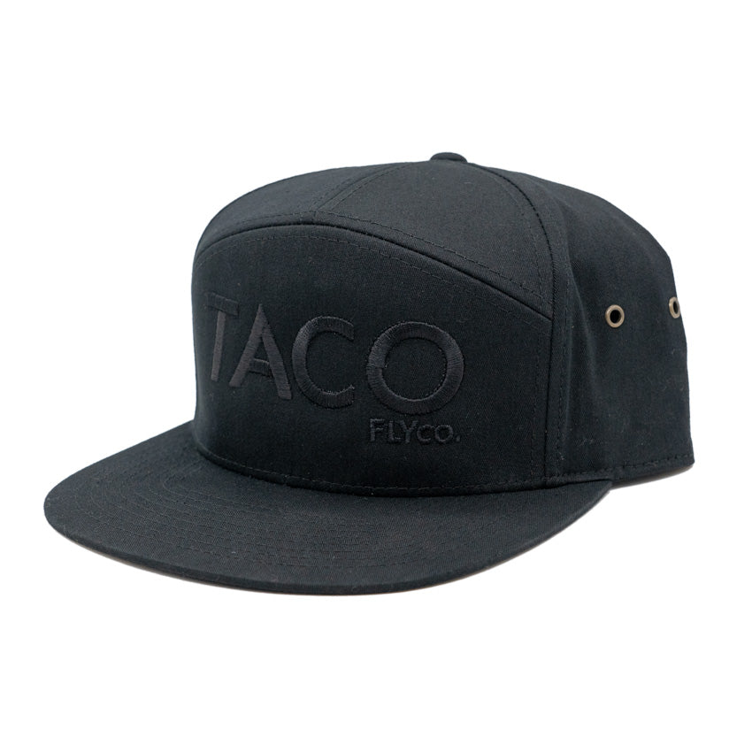 Blacked Out 7 Panel