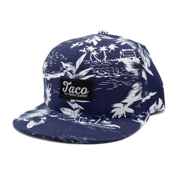 Blue Hawaiian 6 Panel