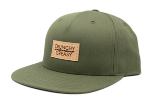 Pinched Crunchy & Greasy Snapback