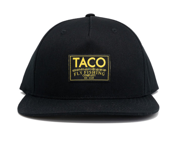 Pinched Mid Rise Taco Fly Fishing Company Hat