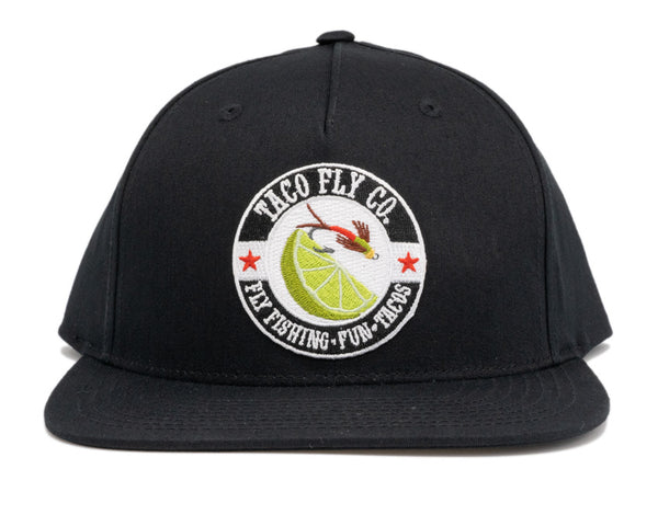 Pinched Mid Rise Taco Colors Hat
