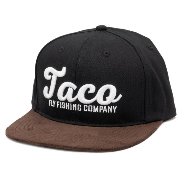 Brown Town 6 Panel Snapback