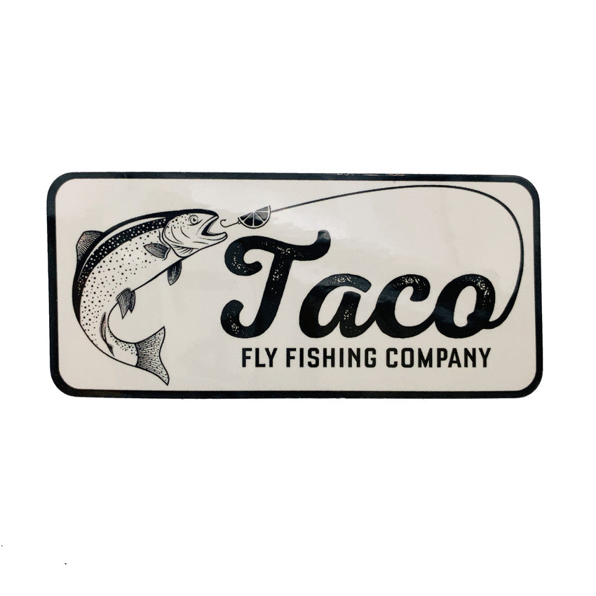 Fly Fishing Classic Trophy Sticker
