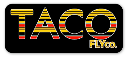 Serape Taco Sticker