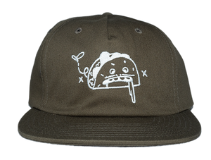 Greasy Top Shelf Strap Back