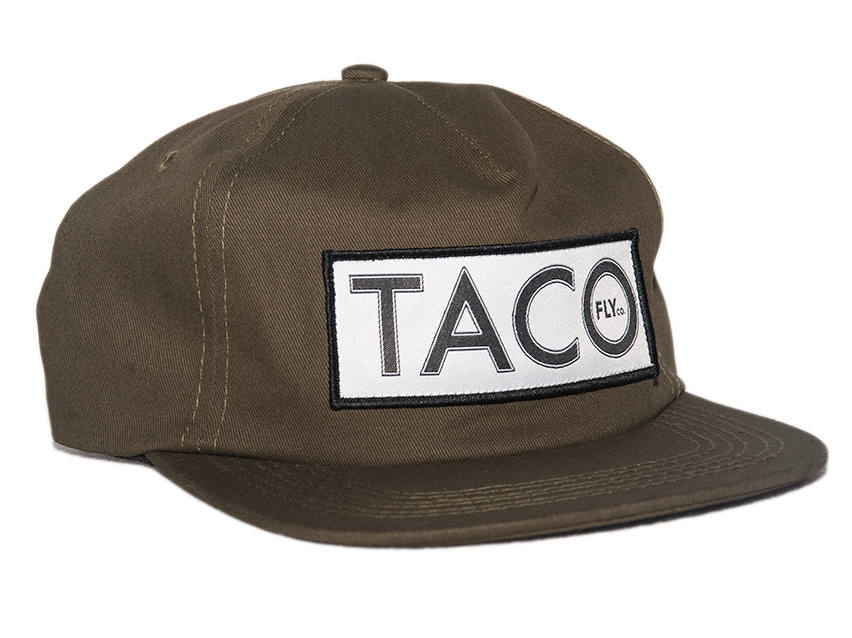 Unstructured Cinco Panel Snapback
