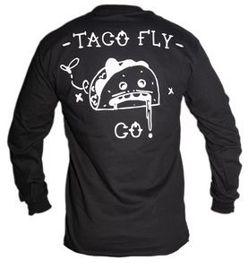 Greasy Taco Long Sleeve