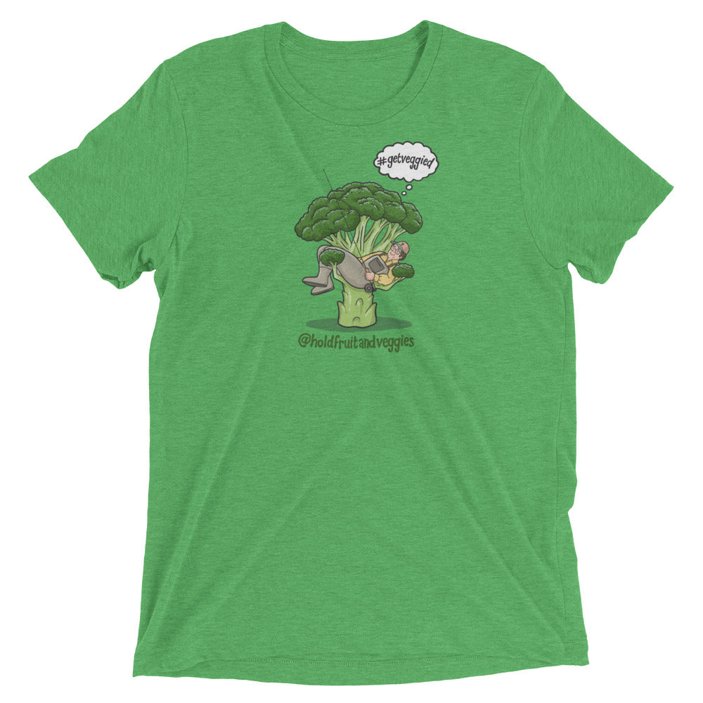 Hold Fruit & Veggies Tee