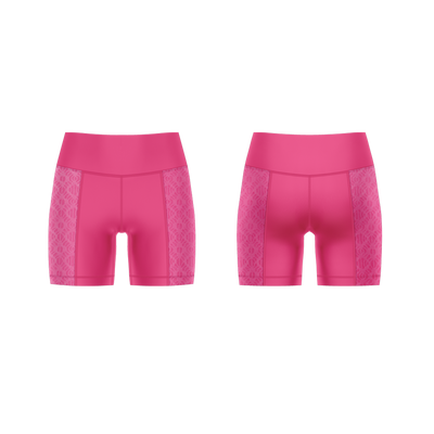 DENTELLE SHORTS ROSY - DANSE DE PARIS