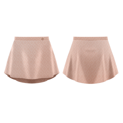 DENTELLE  SKIRT BLUSH