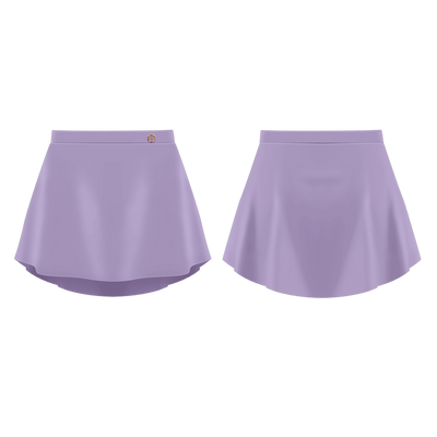 BELLE SKIRT MAUVE MIST - DANSE DE PARIS