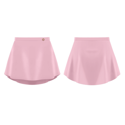 BELLE SKIRT PEARL PINK - DANSE DE PARIS