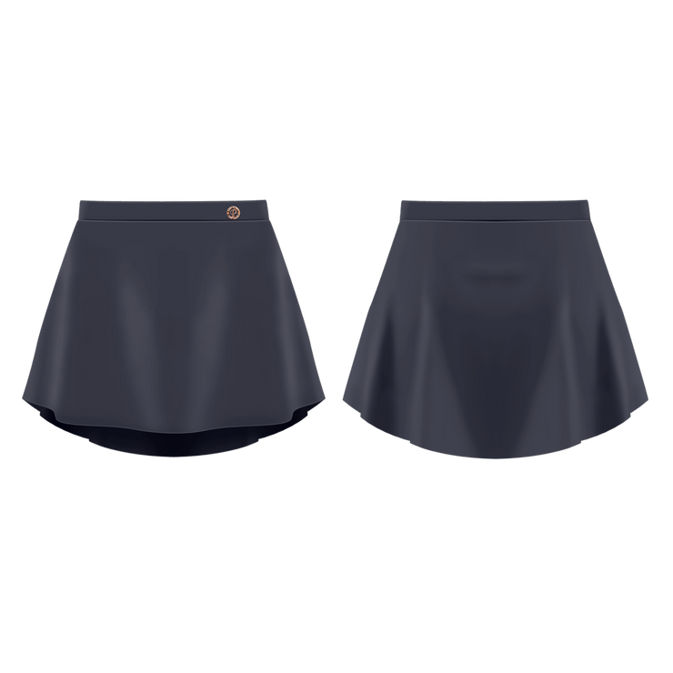 BELLE SKIRT SLATE - DANSE DE PARIS