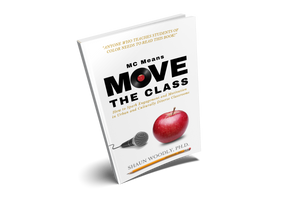 (Paperback) MC Means Move the Class - Teach Hustle Inspire